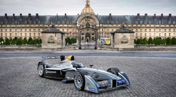 Paris to host Formula E in 2016