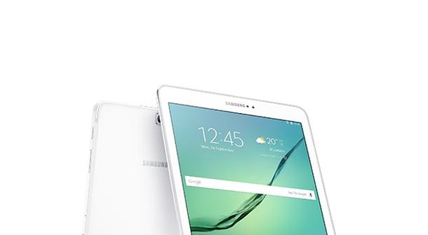 Samsung Galaxy Tab slimmer than Apple's iPad