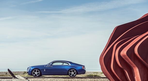 Rolls-Royce opens its insanely prestigious Summer Studio in Sardinia