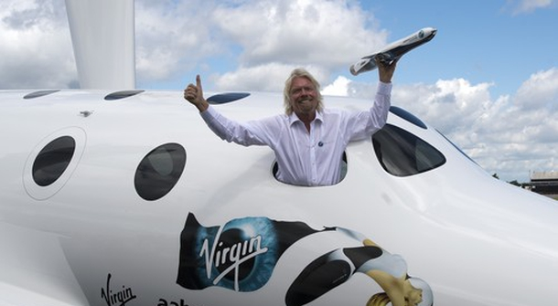 The billionaire Richard Branson's new parental leave policy for working dads