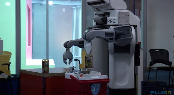 MIT Produces Beerbots: Beer Delivery Robots