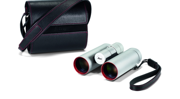 Leica binoculars with a hint of Zagato