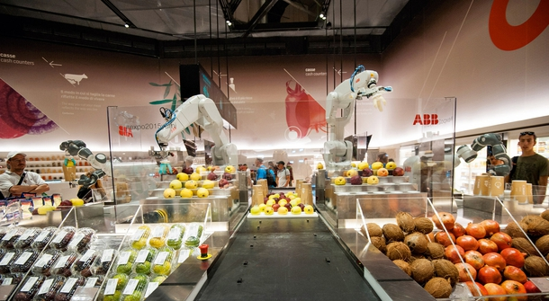 Carlo Ratti:  the Future Food District