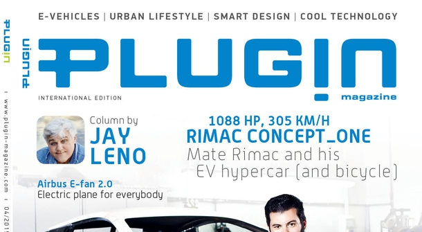 Plugin magazine: Plug in. Drive off. Enjoy. Available now!