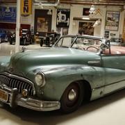 ICON 1948 Buick Derelict