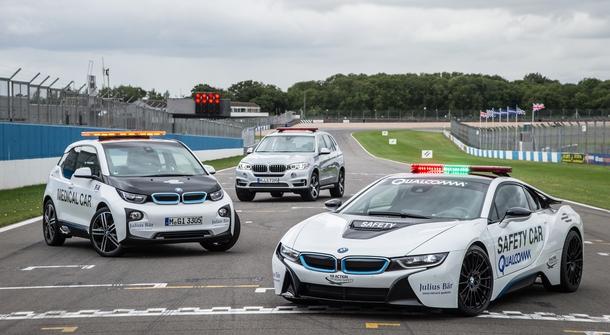 BMW still the Nr. 1 partner for Formula E