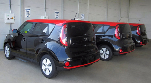 Kia Soul EV selected as a testing vehicle for wireless charging