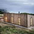 Moonlight Cabin: building small, thinking big