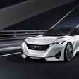 Peugeot Fractal - your ideal electric urban ride