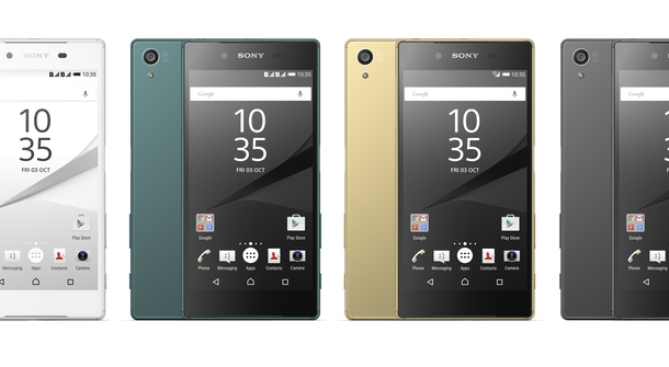 Sony's Z5s: you will only need to charge them like... once a day