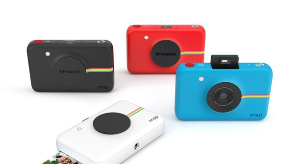 And Snap! Polaroid is back!