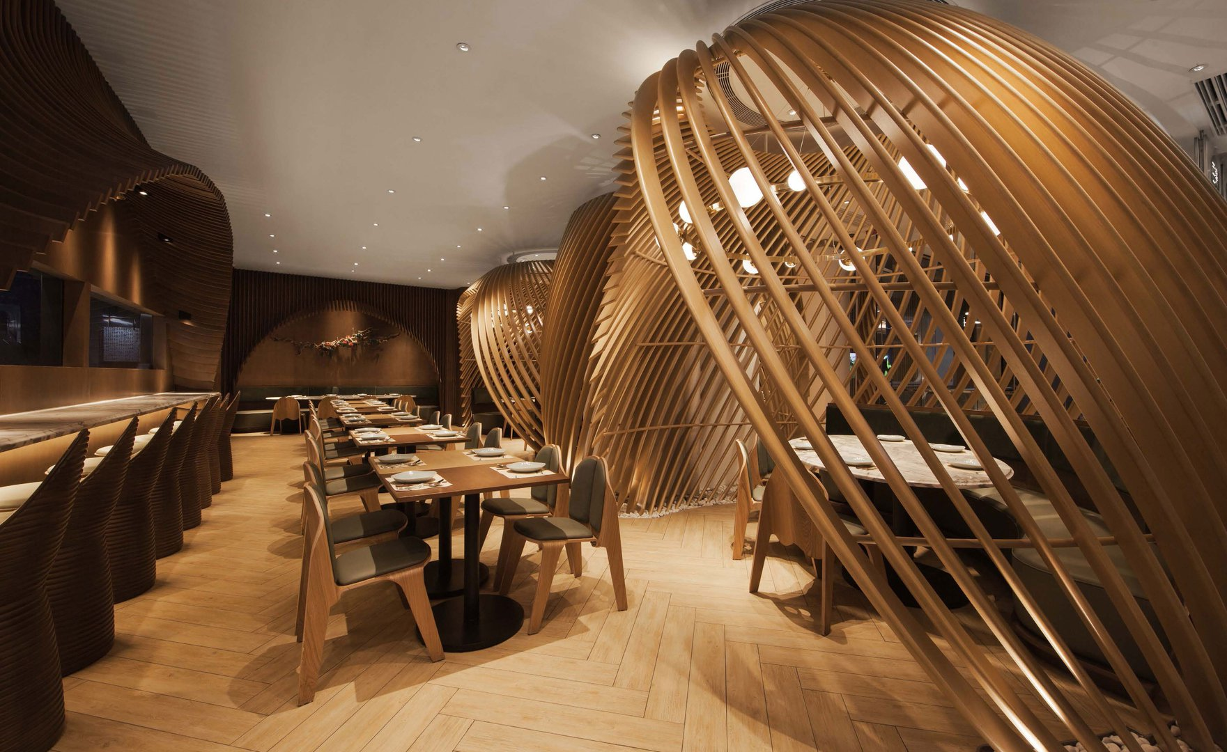 A Modern Take On Traditional Chinese Dining