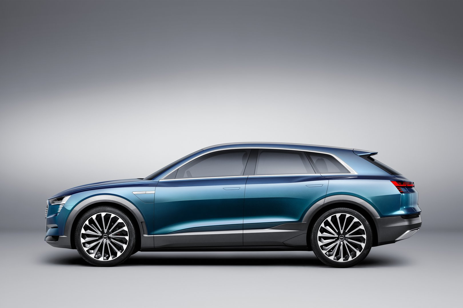 Audiu0027s Electric Car Set For 2018
