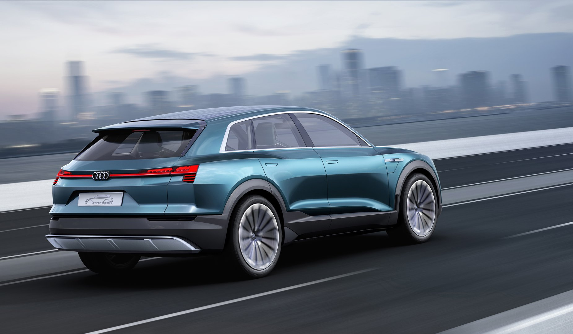 Superb Audi Etron 11
