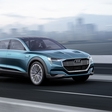 Audi E-Tron Quattro - a perfectly electric concept