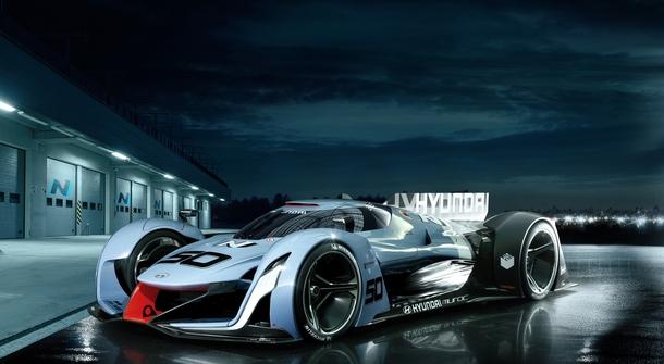 Hyundai N 2015 Vision Gran Turismo revealed!