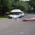 Don't try this at home: daddy uses drone to extract a child's tooth