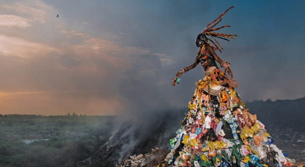 "Senegal's Pollution Problem as ""Trashion"""