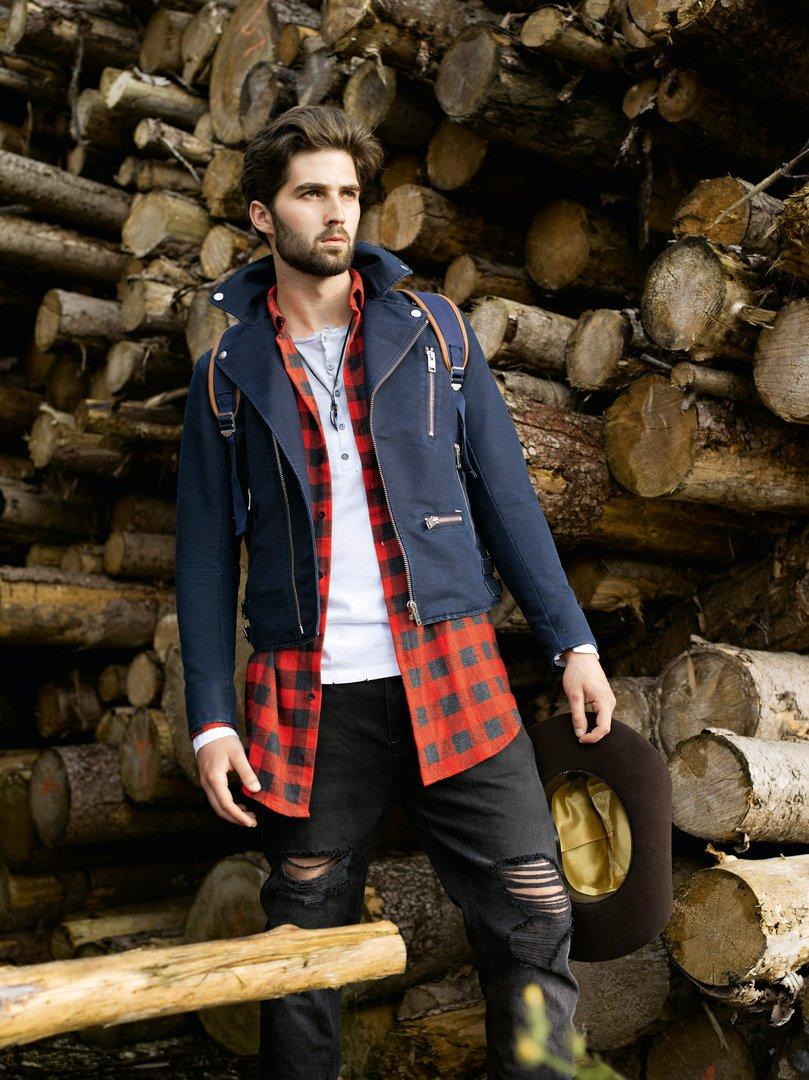 Fashion Trend 2015 The Return Of Lumberjacks Living