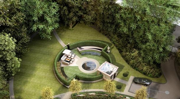 Eco-Friendly Luxury Below Ground