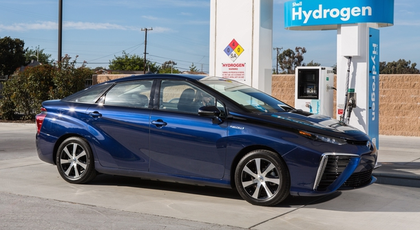 Toyota Mirai, this decade's top innovation