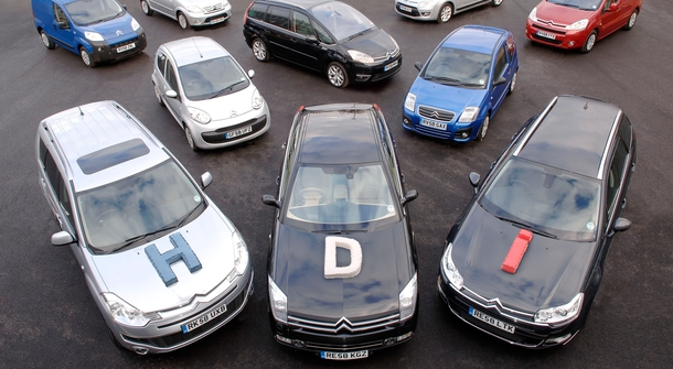 The French encourage ditching old diesel cars for EVs