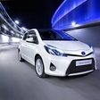 The 200,000th hybrid Toyota Yaris