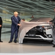 The Mayor of London unveils the new Outlander PHEV