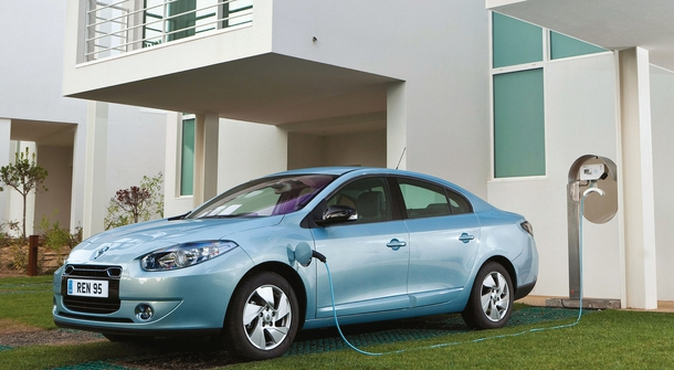 Renault's electric car for China