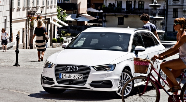 Audi A3 Sportback e-tron: Is this it?
