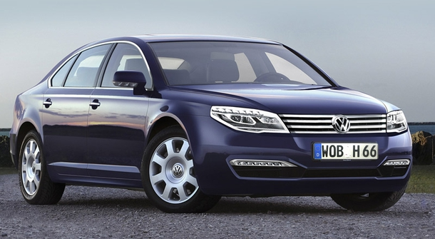 Phaeton's successor to be all-electric