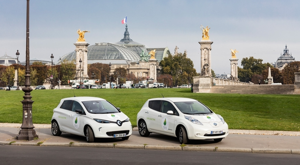 Positive electric mobility experience from COP21