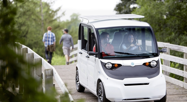 Some like it slow: GEM Low-Speed Electric Vehicles Updated