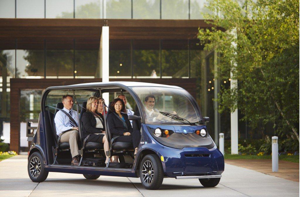 Gem Electric Car Cost
