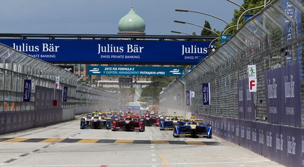Second Formula E race a success for di Grassi