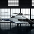 Peugeot-designed Airbus helicopter debuting at the Dubai Airshow