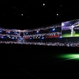 The Worlds First 360° Digital Soccer Stadium