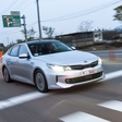 Kia Optima Plug-in Hybrid for global markets