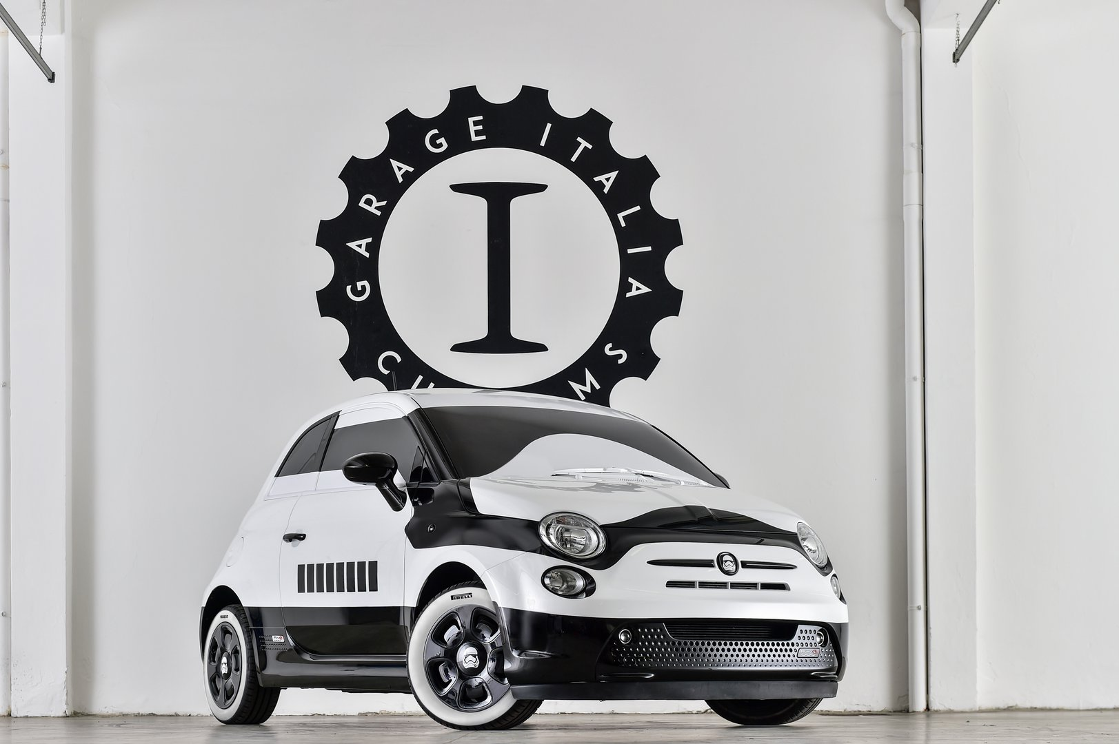 The Fiat Empire strikes with Fiat 500e Stormtrooper - Driving ...