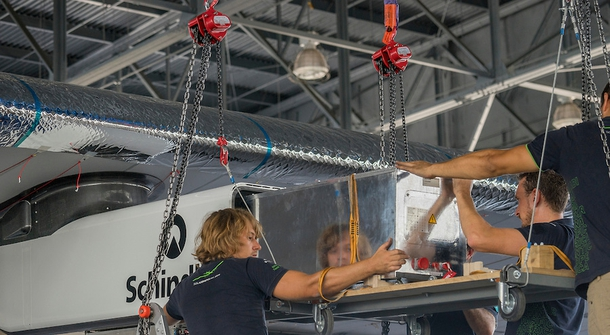 Cool New Batteries for Solar Impulse