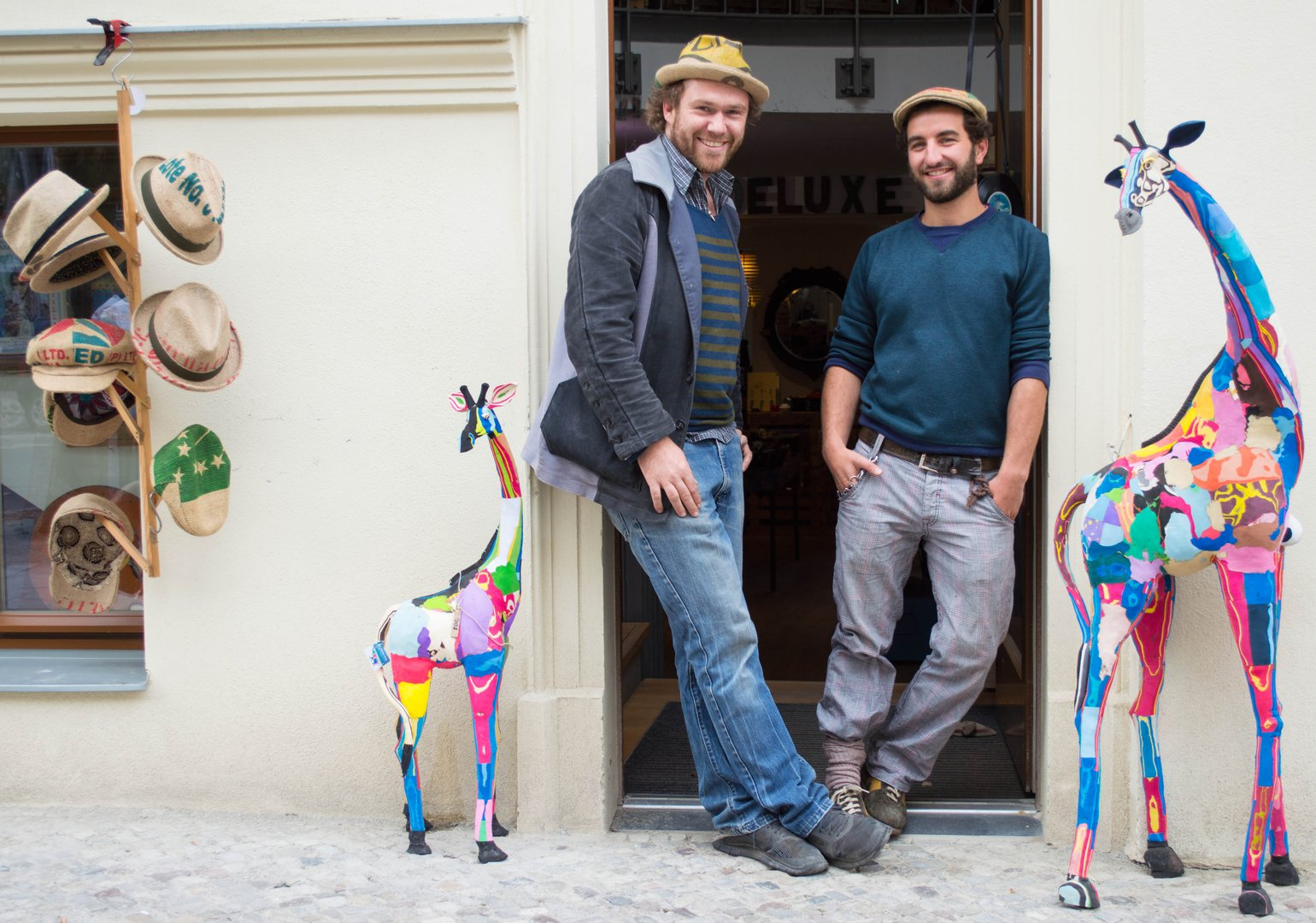 Upcycling Berlin the green berlin: upcycling, creative sustainable trend - living