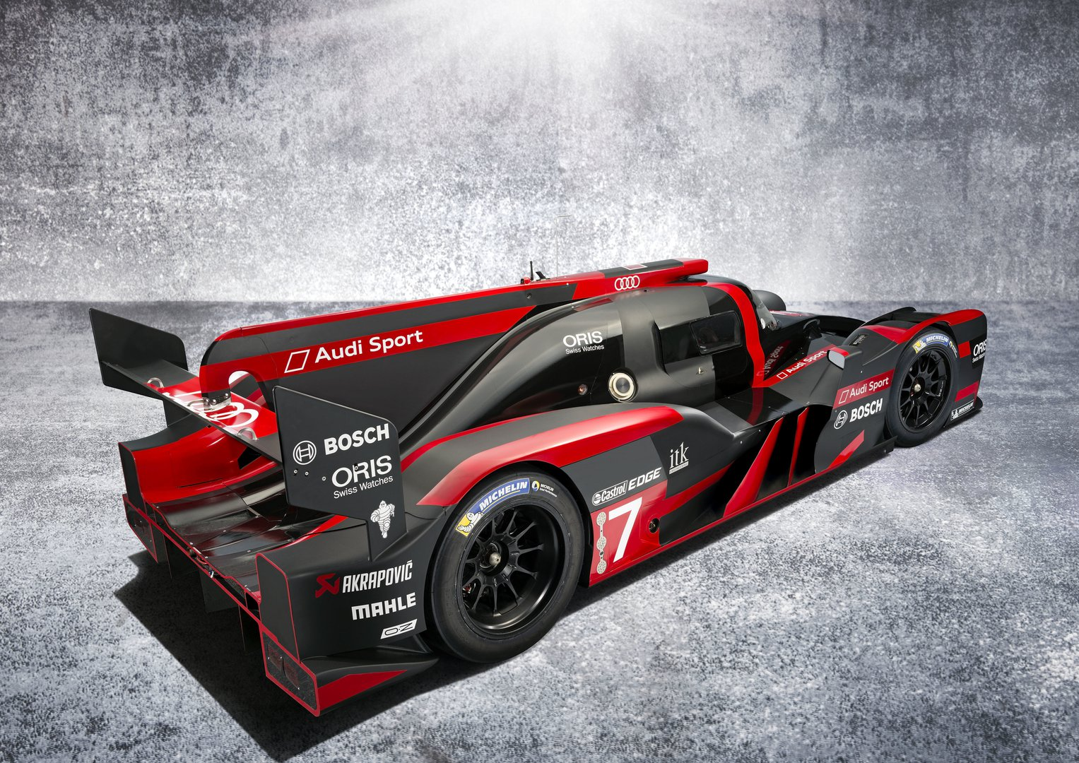 Audi S New Hybrid Race Car For The Le Mans Hours Driving