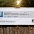 Racist trolls' shaming comments published on billboards