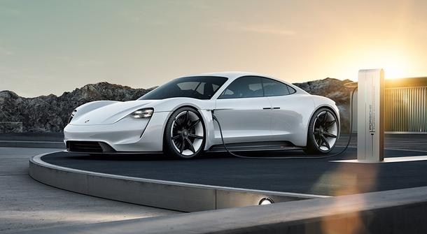 Porsche confirms its first electric sedan!