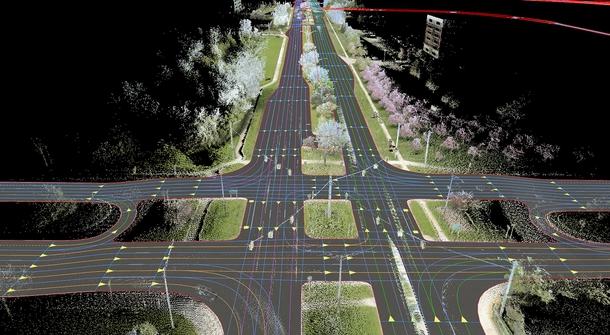 Audi, BMW and Daimler secured digital maps