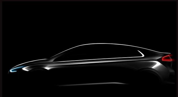 Hyundai Ioniq - the car with three powertrain options