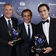 Piquet and Renault e.dams honoured