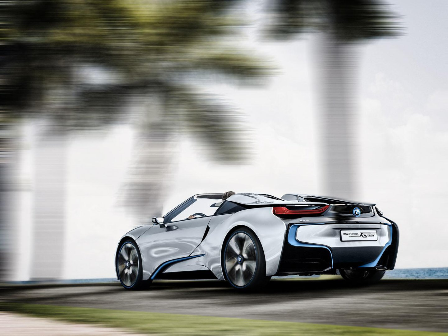 Bmw S I8 Spyder Concept Will Become Reality Driving Plugin