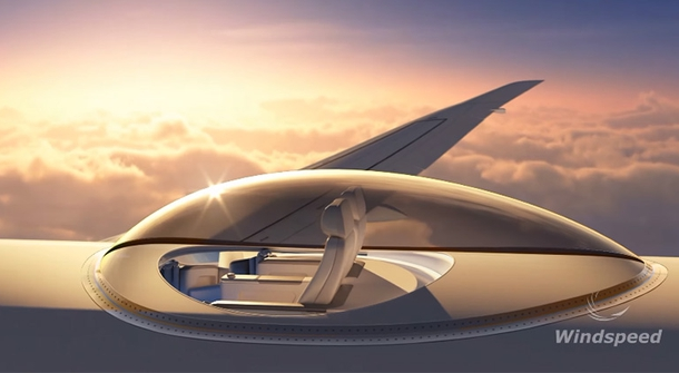 Hate tiny airliner windows? Not anymore, here is SkyDeck