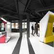 Awarded Lightspeed's new office in Montreal